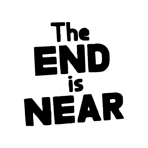 The End Is Near PNG-PlusPNG.com-482 - The End Is Near PNG