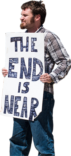 The End Is Near PNG-PlusPNG.com-228 - The End Is Near PNG