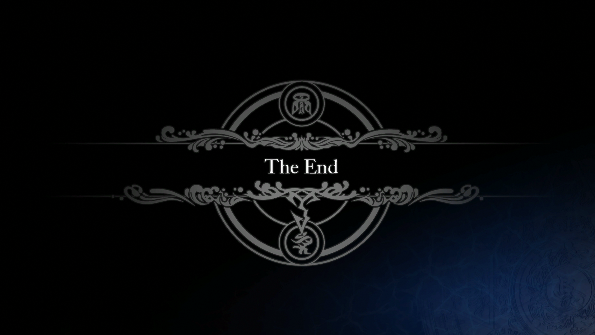 The End PNG-PlusPNG.com-1920 - The End PNG