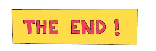 . PlusPng.com 5-the-end.png PlusPng.com  - The End PNG