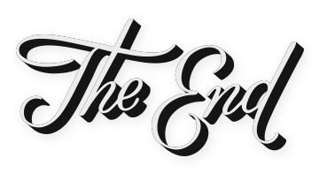 The End PNG Transparent The End.PNG Images. | PlusPNG