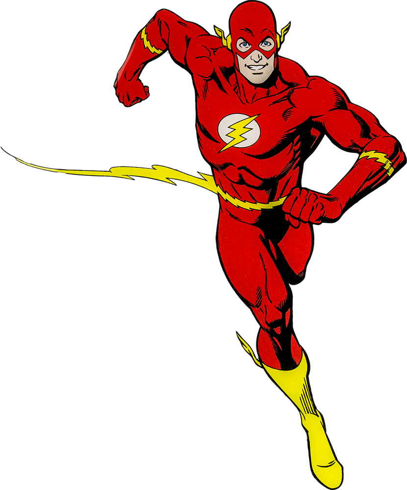 The Flash PNG - 9887
