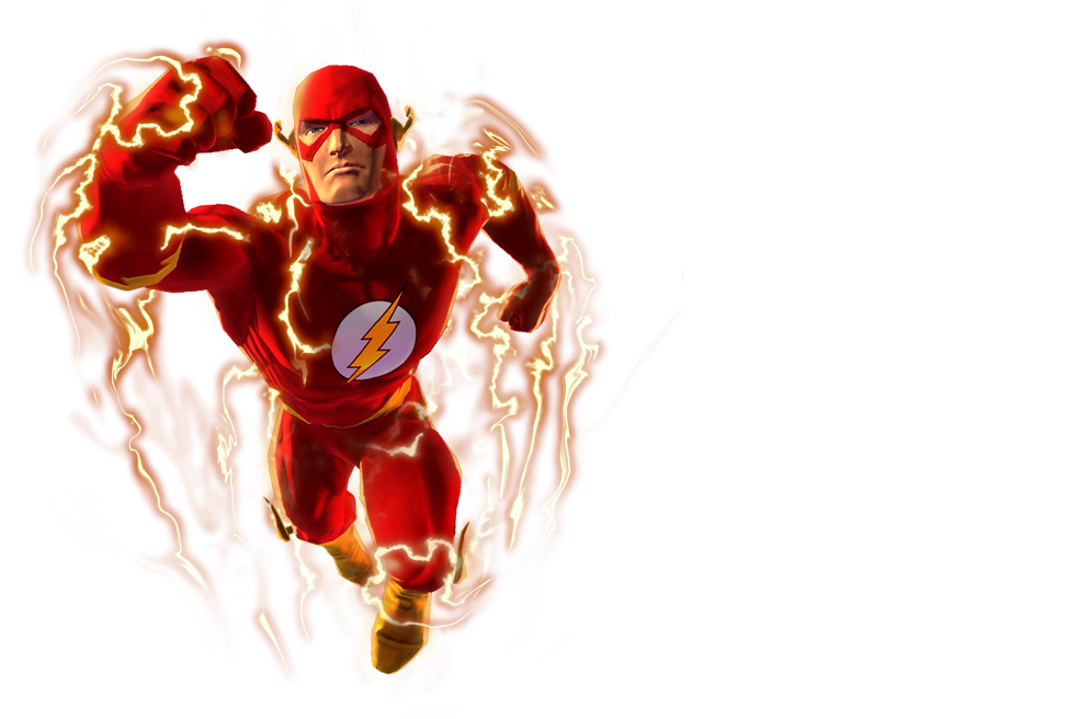 The Flash PNG - 9888