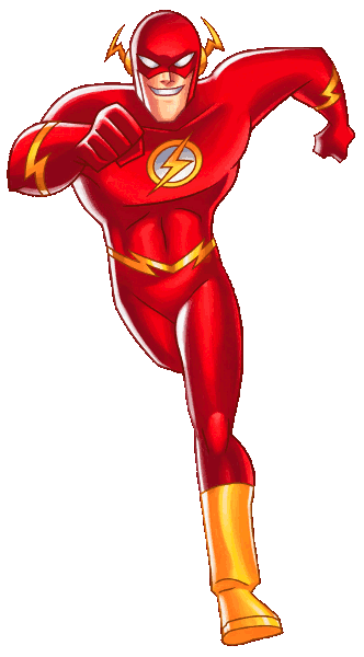The Flash PNG - 9893
