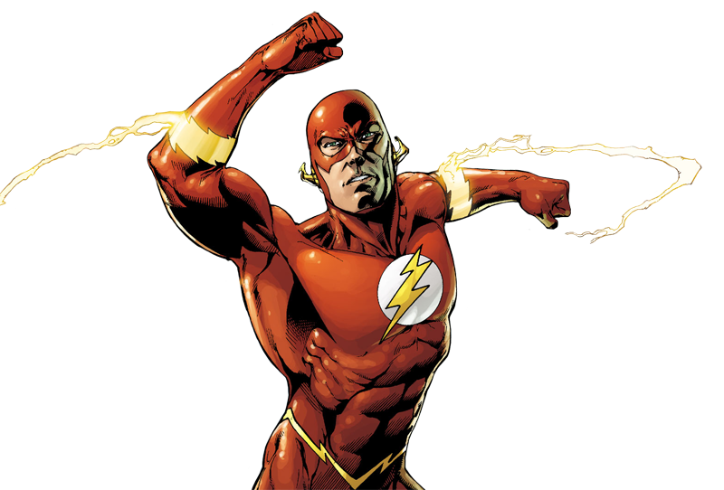 The Flash PNG - 9892