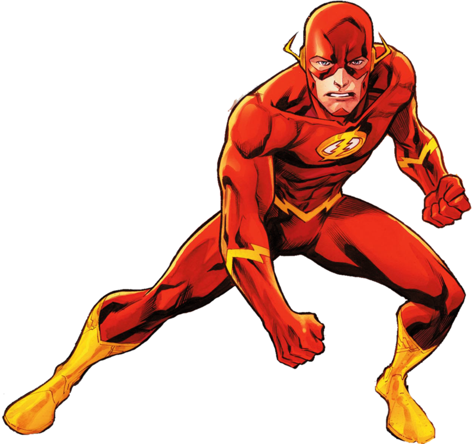 The Flash PNG - 9894