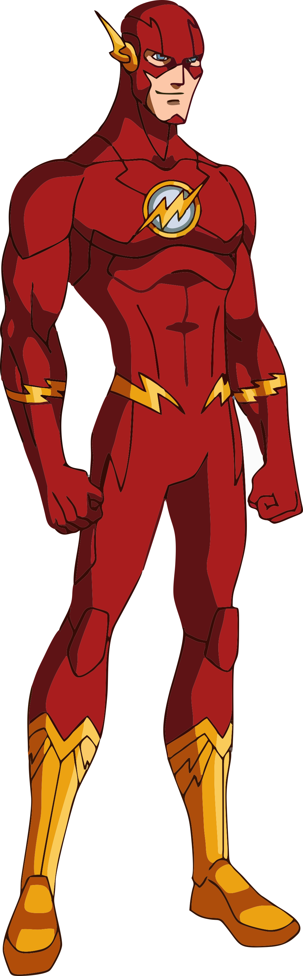 The Flash PNG - 9901