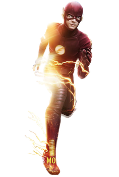 The Flash PNG - 9909
