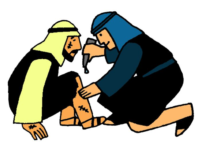 3_parable-of-good-samaritan.png (700×525) - The Good Samaritan PNG