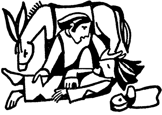 The Good Samaritan - The Good Samaritan PNG