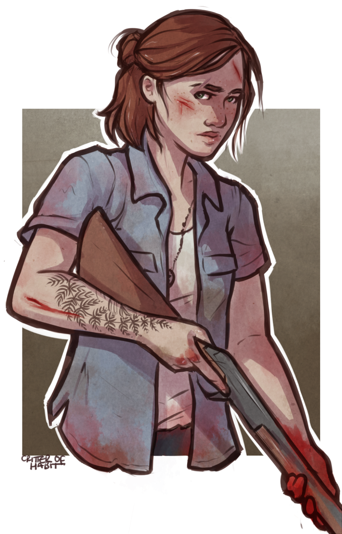 critter-of-habit. Last Of UsOn PlusPng.com  - The Last Of Us PNG