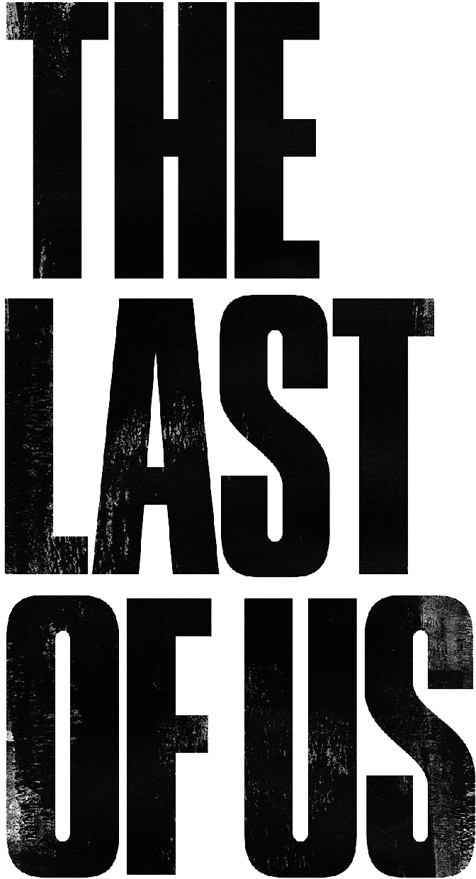 Dosya:The Last of Us logo.png - The Last Of Us PNG