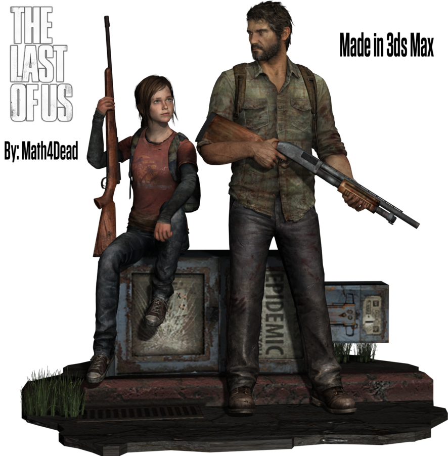 Ellie The Last of Us PNG HD - The Last Of Us PNG