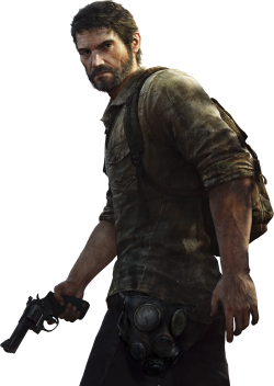File:Joel in the last of us.png - The Last Of Us PNG