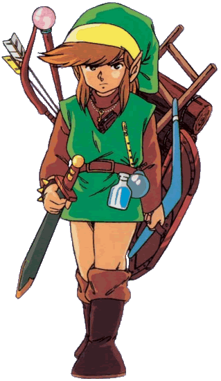 Items (The Legend of Zelda).png - The Legend Of Zelda PNG