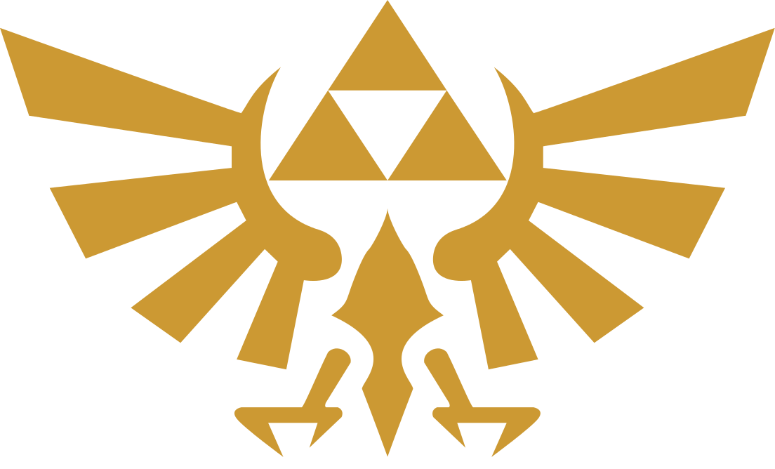 RoyalCrestHyruleFamily.png - The Legend Of Zelda PNG