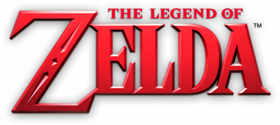 The Legend of Zelda logo - The Legend Of Zelda PNG