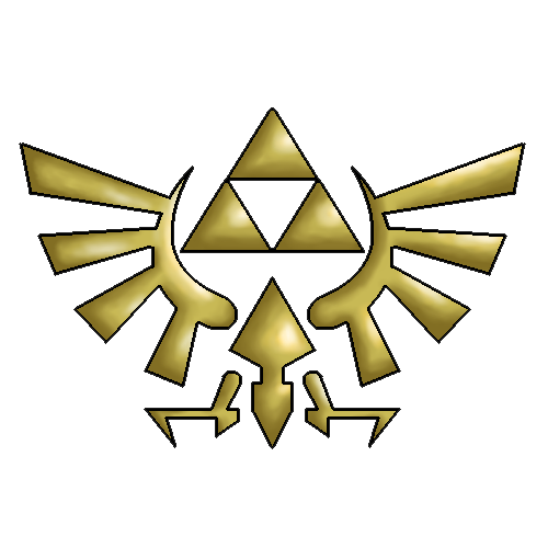 The Legend of Zelda Logo PNG File - The Legend Of Zelda PNG