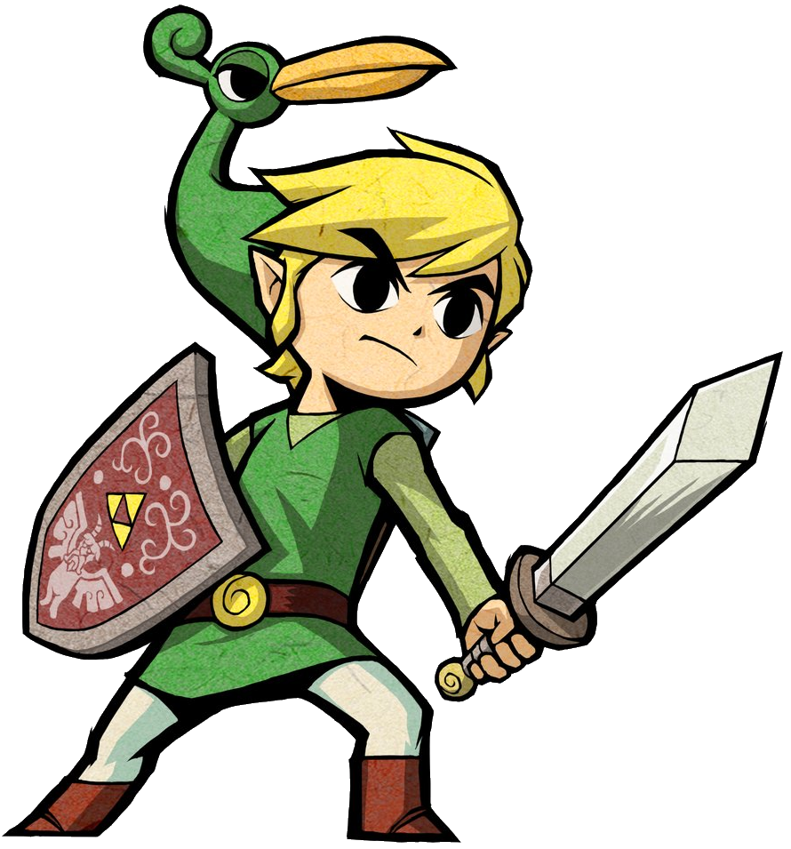 Zelda Link File PNG Image - The Legend Of Zelda PNG