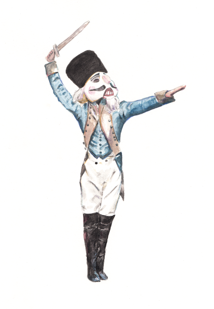 Nutcracker Ballet : Act One - The Nutcracker Ballet PNG