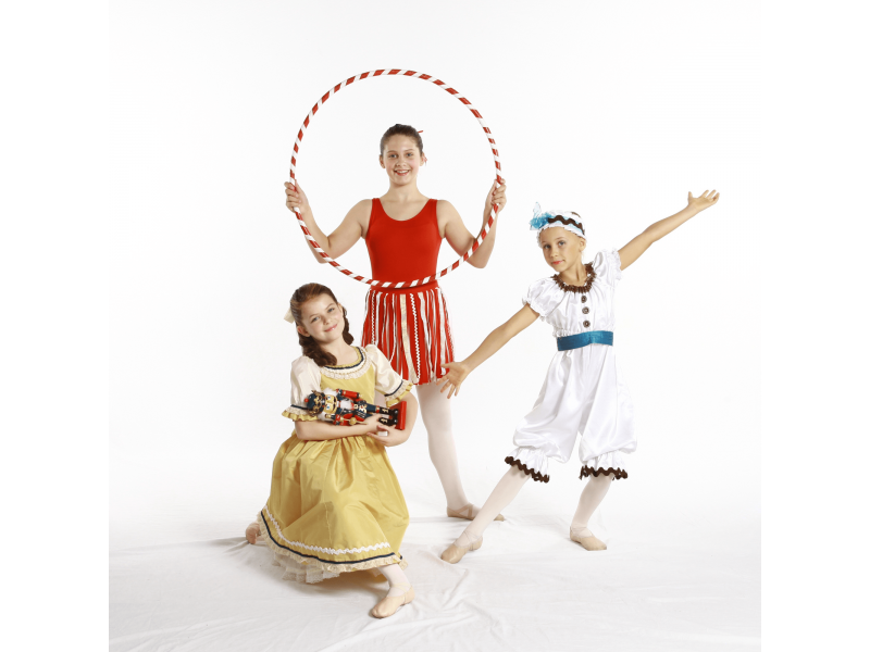 Stamford Ballerinas Star in u0027The Nutcrackeru0027 - The Nutcracker Ballet PNG