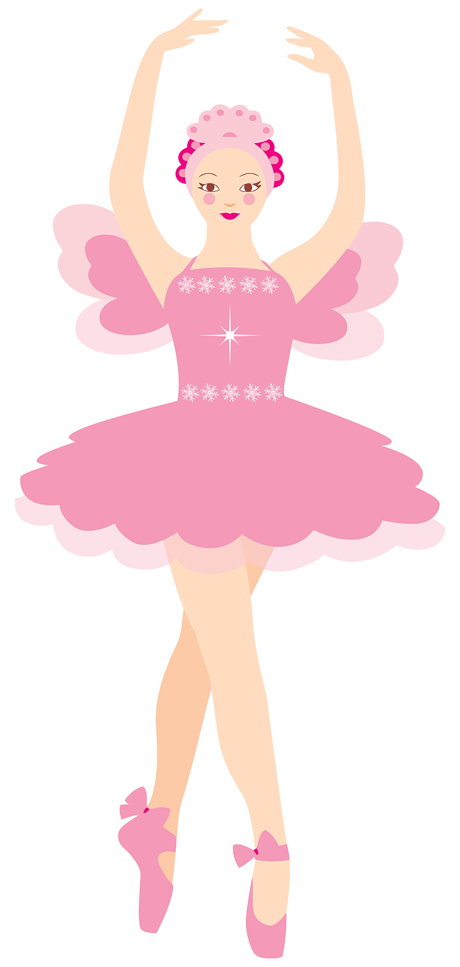 Sugarplum-Fairy - The Nutcracker Ballet PNG