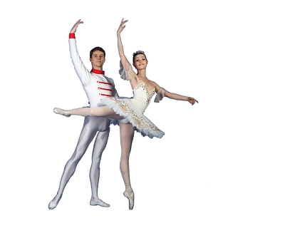THE NUTCRACKER. Russian Classical Ballet. Show More. - The Nutcracker Ballet PNG