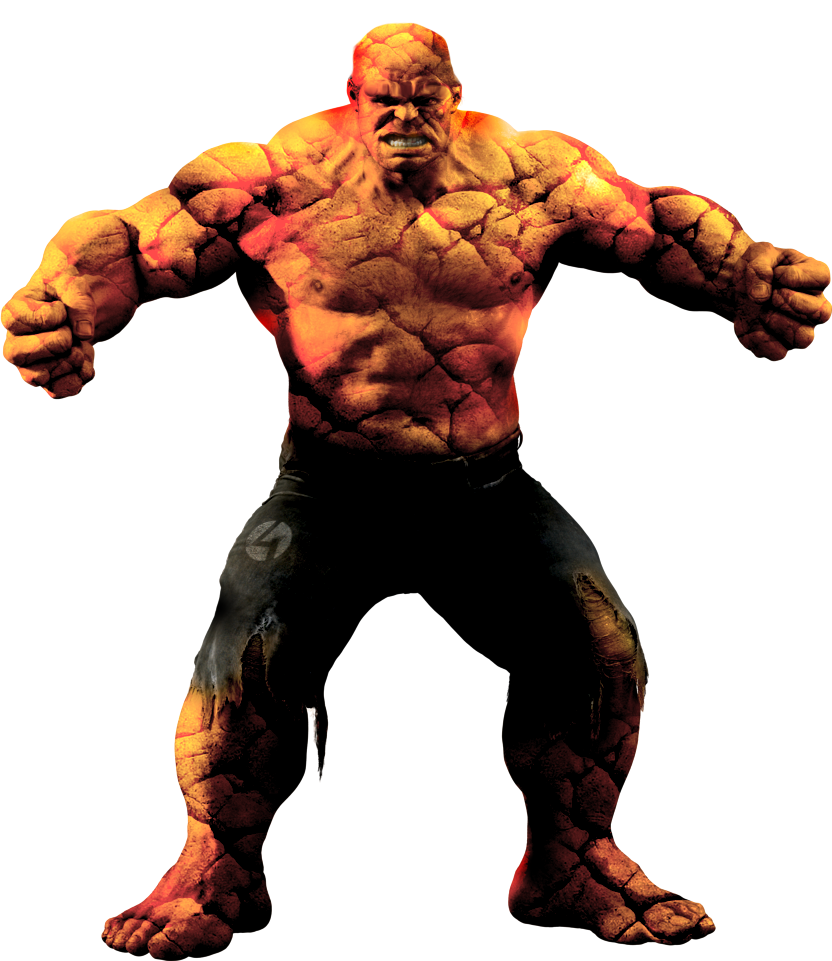 THE THING - MANIPULATION CONCEPT by MrSteiners PlusPng.com  - Thing PNG