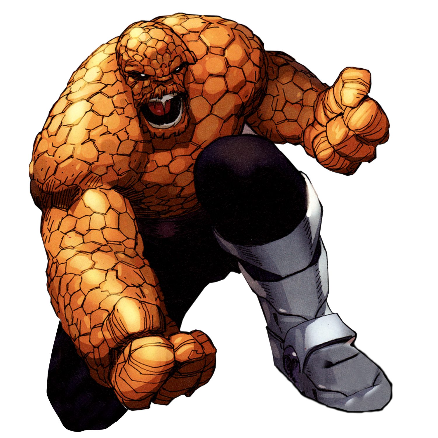 The Thing Marvel - Thing PNG