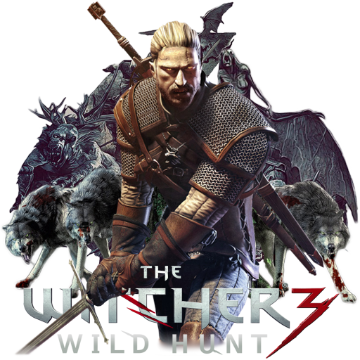 The witcher 3 wild hunt icon by ashish913 by ashish913-d6t40or.png