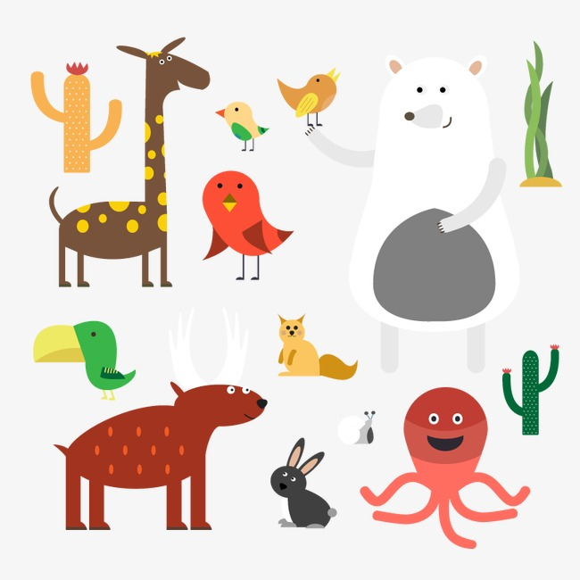 Vector zoo, HD, Vector, Bear Free PNG and Vector - The Zoo PNG HD