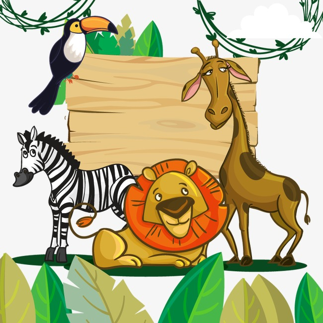 Vector zoo, HD, Vector, Lion PNG and Vector - The Zoo PNG HD