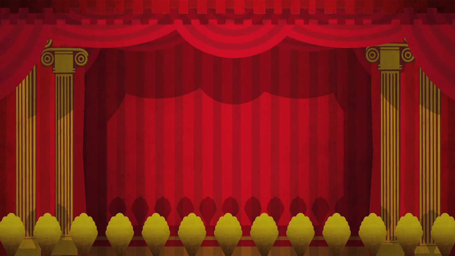 Theater Stage PNG HD - 126158