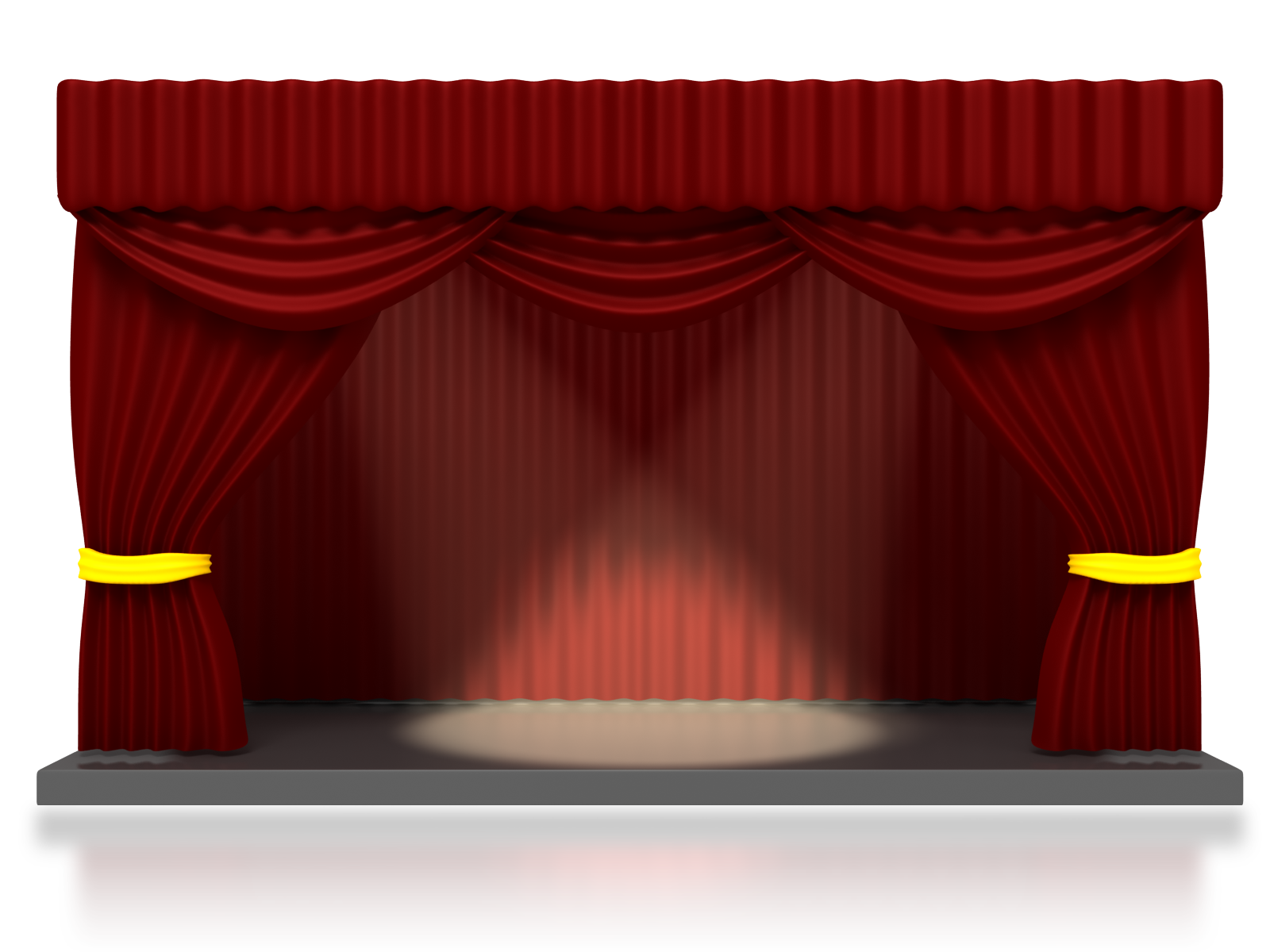 Theater Stage PNG HD - 126161