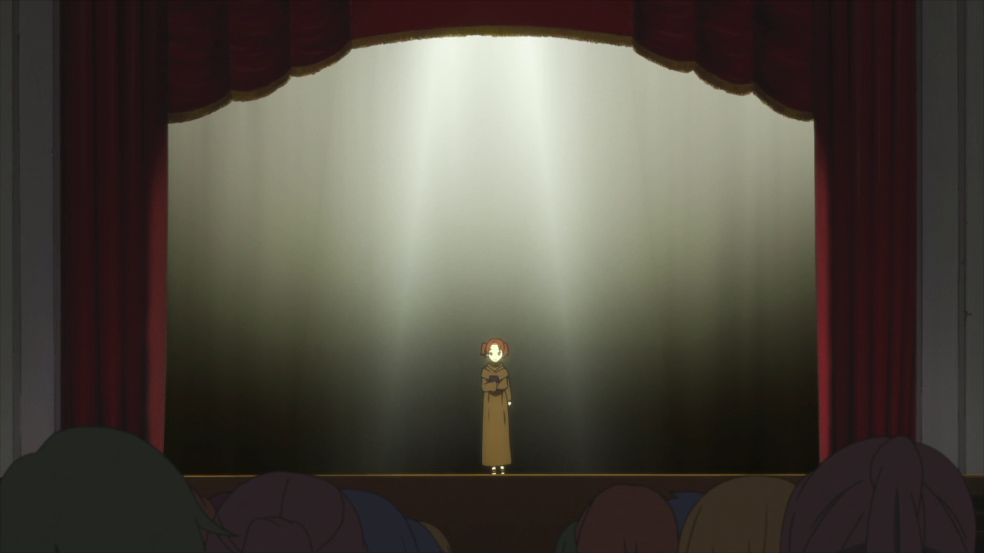 Chika in the spotlight.png - Theatre PNG HD