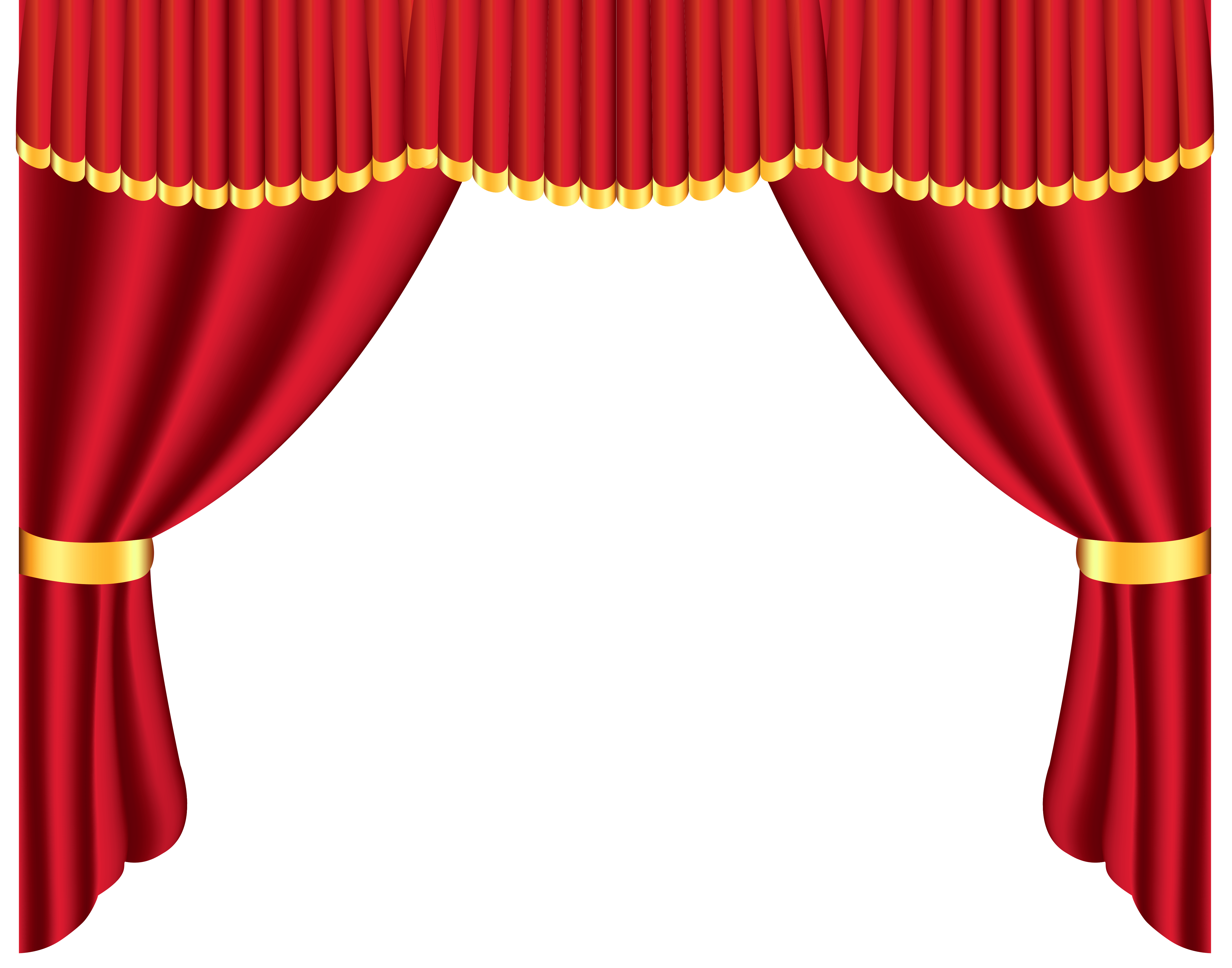 Curtain Png Transparent Images Png All - Theatre PNG HD