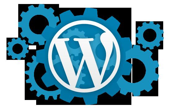 Themes - Wordpress Logo PNG