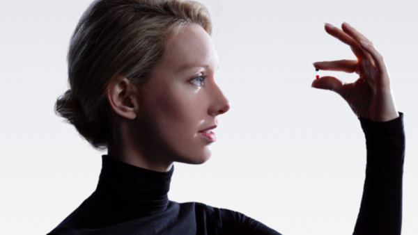 Photo courtesy of Theranos - Theranos PNG