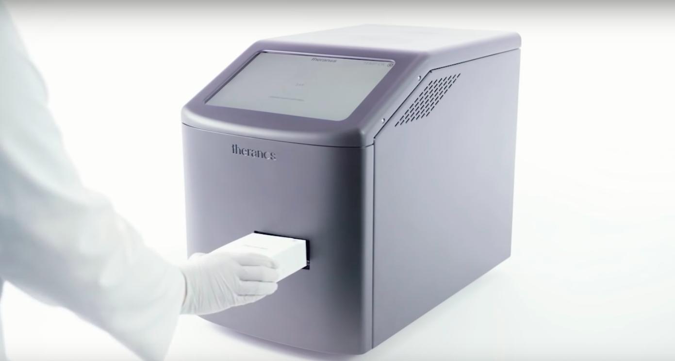 Unpacking the innards of Theranosu0027s new Zika-detection box | TechCrunch - Theranos PNG