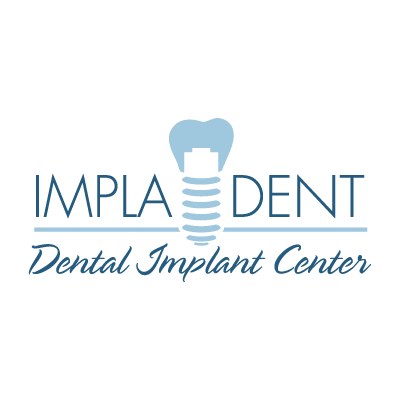Clinica dental Impladent vector logo - Theranos Vector PNG