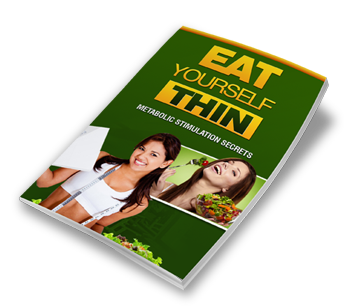 Eat Yourself Thin - Thin Book PNG