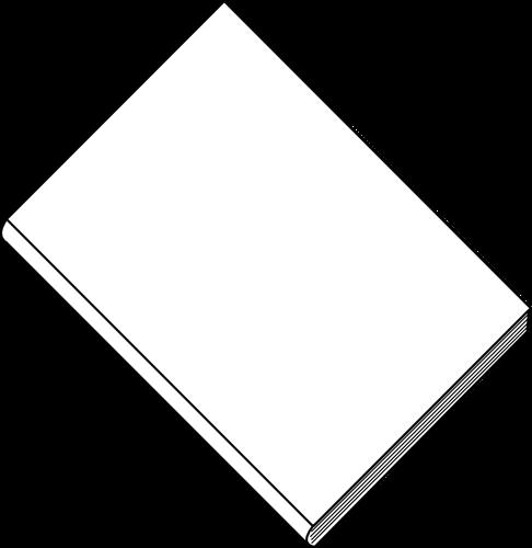 Thin Stripes Black on White H