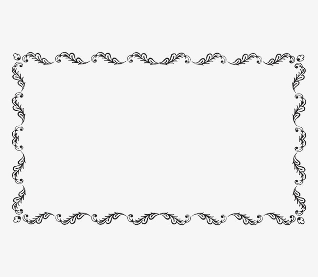 Thin PNG Black And White - 162435