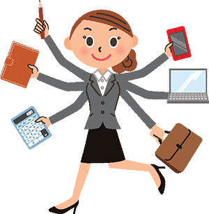 Office Management PNG - 2163