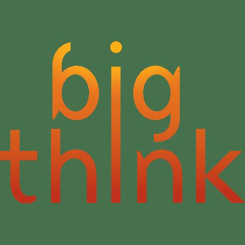 The Big Think - Think Big PNG