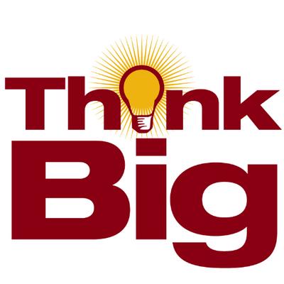 Think Big - Think Big PNG