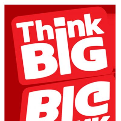 Think Big Online - Think Big PNG