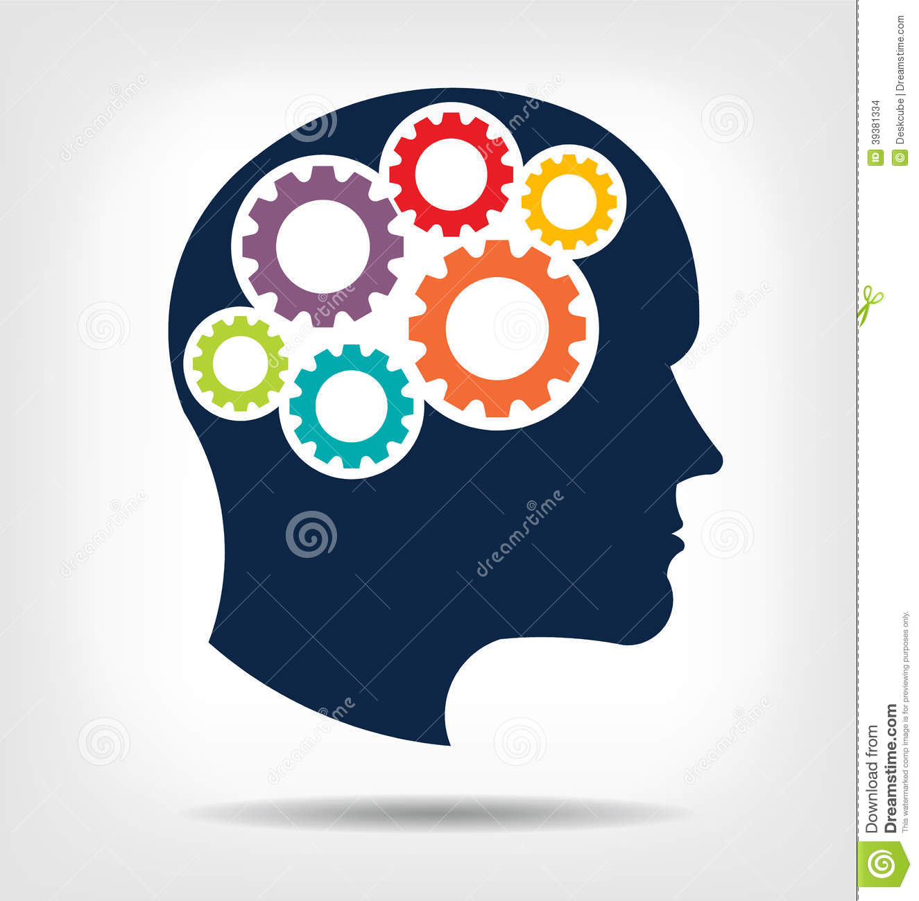 Mind Teaser clipart brain memory #4 - Thinking Brain PNG HD