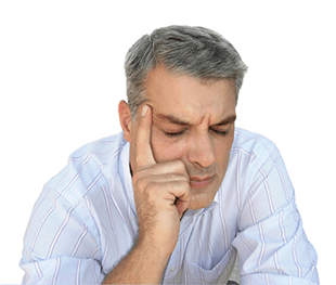 Thinking Person PNG HD - 131023