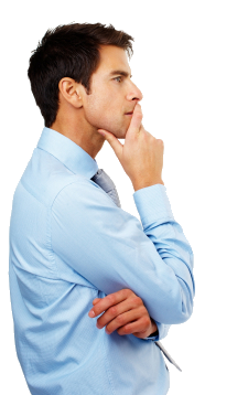 Thinking Person PNG HD - 131022